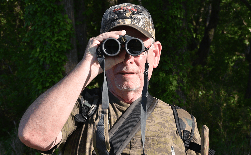 KPM Franklin's Bobby Johnston is a Wildlife Photographer