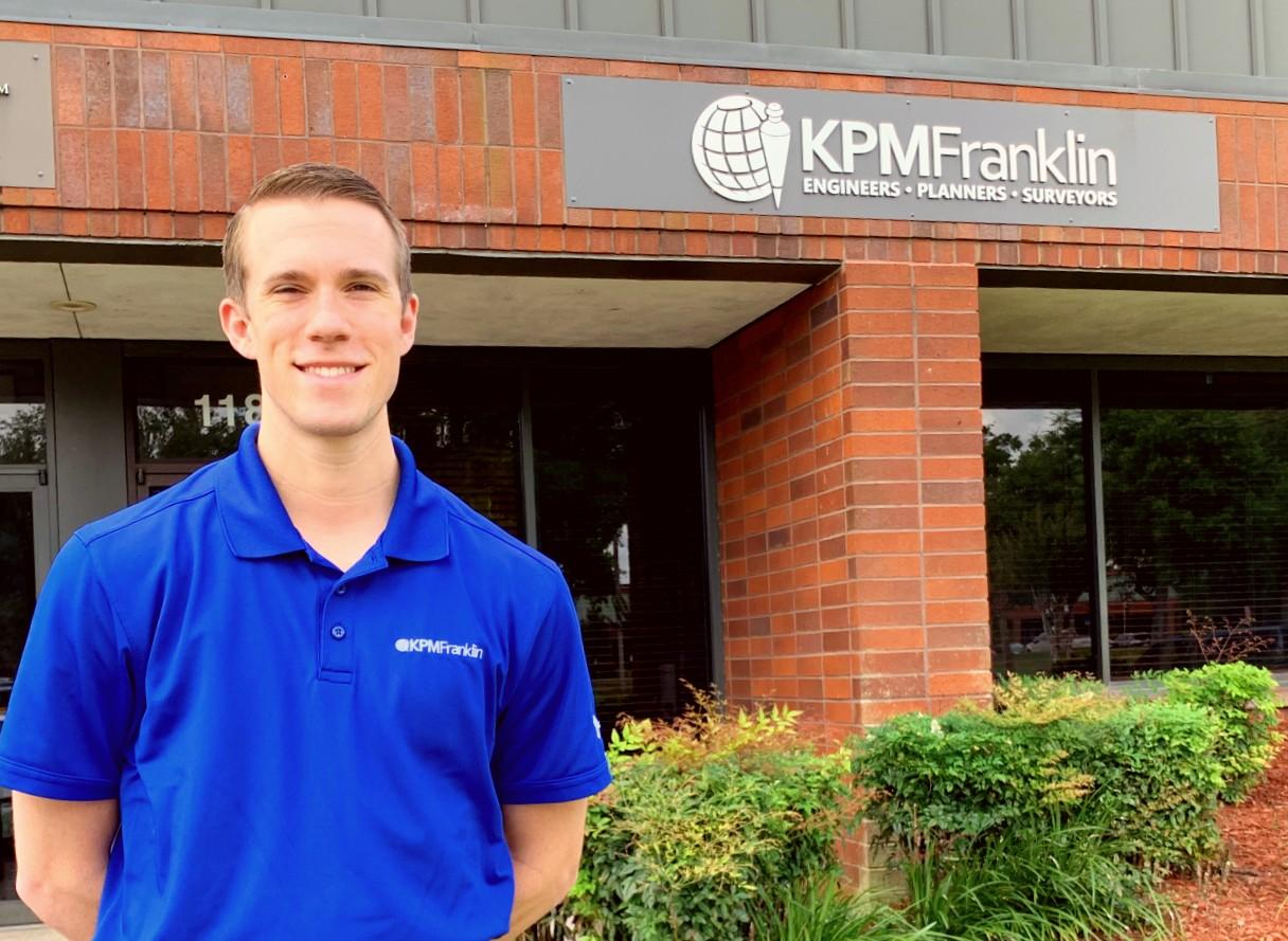 Spotlight on KPM Franklin's Civil Engineering Intern: Michael Lemmerman
